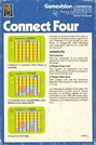 Gamevision Connect Four Box Back